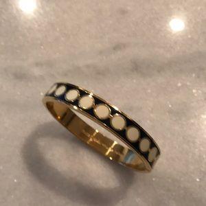 Kate Spade Pearls of Wisdom bracelet, Navy